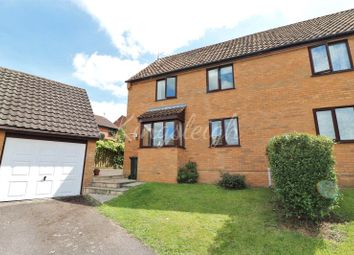Thumbnail 3 bed semi-detached house for sale in Fitzgerald Close, Lawford, Manningtree, Essex