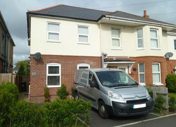 Thumbnail 2 bedroom semi-detached house for sale in Coombe Avenue, Ensbury Park, Bournemouth