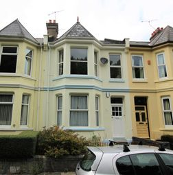 Thumbnail 2 bed flat to rent in St Barnabas Terrace, Stoke, Plymouth