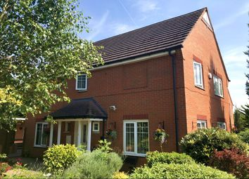 Thumbnail 4 bed detached house for sale in Musson Close, Marston Green, Birmingham
