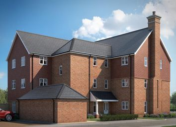Thumbnail 2 bedroom flat for sale in Rapley Rise, Southwater, West Sussex