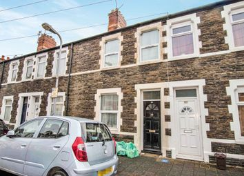 Thumbnail 3 bedroom terraced house to rent in Spring Gardens Terrace, Roath, Cardiff