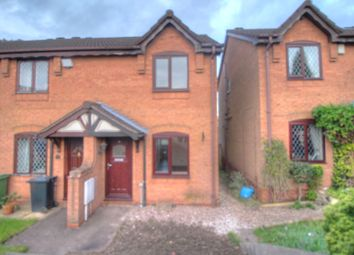 Thumbnail 2 bed end terrace house for sale in Lambert Fold, Dudley