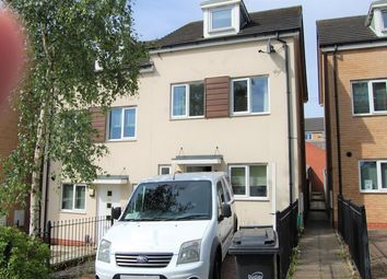 Thumbnail 3 bed mews house to rent in Bradfield Way, Dudley