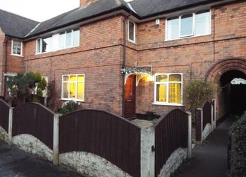 Thumbnail 3 bed terraced house for sale in Wilford Grove, Meadows, Nottingham, Nottinghamshire