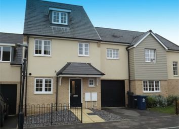 Thumbnail 4 bed terraced house for sale in Hogsden Leys, St. Neots