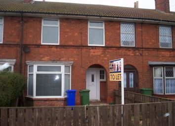 Thumbnail 3 bed terraced house to rent in Waxholme Road, Withernsea, East Riding Of Yorkshire