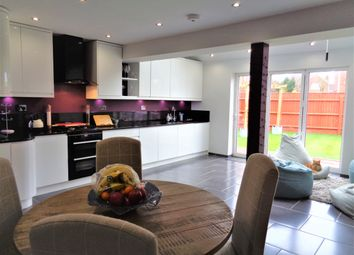 Thumbnail 3 bed detached house for sale in Rushy Way, Emersons Green