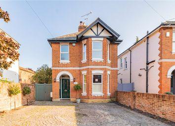 St. Lukes Road, Maidenhead, Berkshire SL6. 4 bed detached house