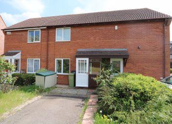 Thumbnail 2 bed terraced house for sale in Lichfield Down, Walnut Tree, Milton Keynes
