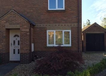 Thumbnail 2 bed semi-detached house to rent in Foundry Close, Foulsham, Dereham