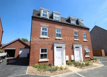 Thumbnail 4 bedroom semi-detached house to rent in Winifred Ratcliffe Place, Hurstpierpoint, Hassocks