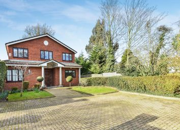 Thumbnail 5 bed detached house for sale in Golfside Close, Whetstone
