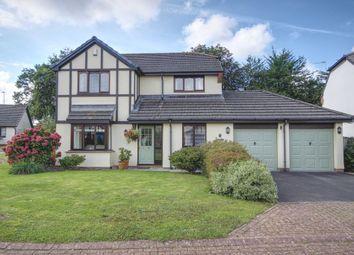 Thumbnail Detached house for sale in Springfield Crescent, Fremington, Barnstaple