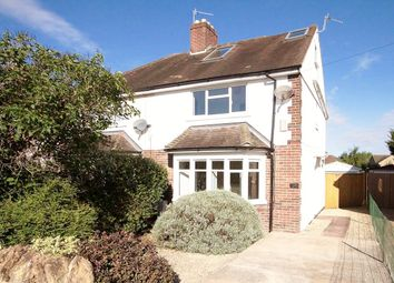 Thumbnail 2 bedroom semi-detached house for sale in Downside Road, Risinghurst