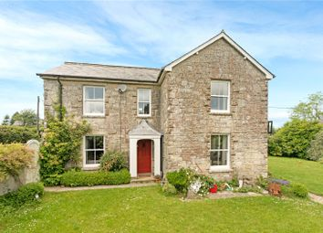 Thumbnail 4 bed detached house for sale in Monmouth Road, Tisbury, Salisbury, Wiltshire