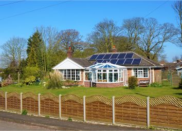 Thumbnail 3 bed detached bungalow for sale in South Street, North Kelsey, Market Rasen