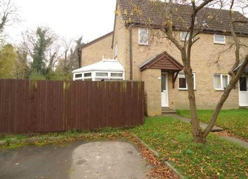Thumbnail 1 bed terraced house to rent in Box Close, Pease Pottage, Crawley
