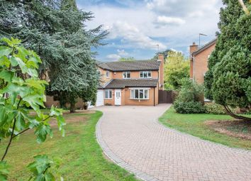 Thumbnail 4 bed detached house for sale in Elmers Park, Old Bletchley, Milton Keynes