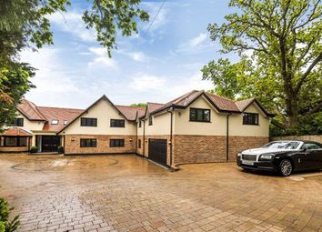 Thumbnail 7 bed detached house for sale in East Ridgeway, Cuffley, Hertfordshire