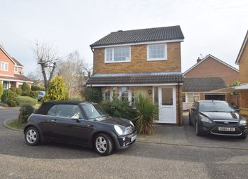 Thumbnail 3 bedroom detached house to rent in Rousies Close, Hadleigh, Ipswich