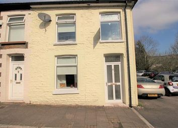 Thumbnail 3 bed end terrace house for sale in Glannant St, Penygraig, Tonypandy