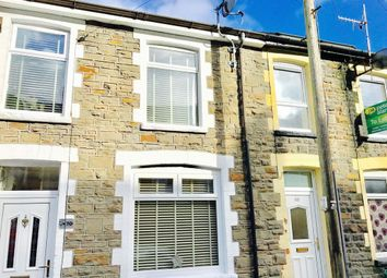 Thumbnail 2 bed terraced house to rent in Park Street, Penrhiwceiber, Mountain Ash