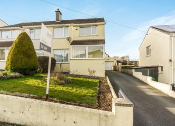 Thumbnail 3 bedroom semi-detached house for sale in Plymouth, Devon, Uk