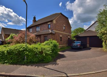 Thumbnail 4 bed detached house for sale in Bunting Lane, Billericay