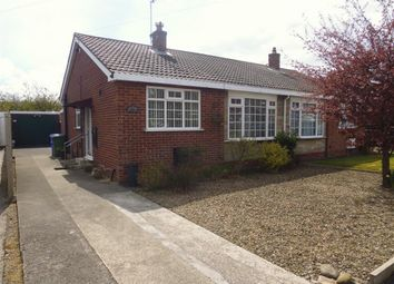 Thumbnail 2 bed semi-detached bungalow to rent in Havercroft Road, Hunmanby