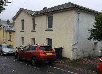 Thumbnail 2 bedroom end terrace house for sale in Wellesley Road, Torquay