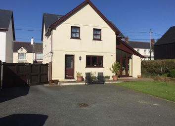 Thumbnail 6 bed detached house for sale in Crymych