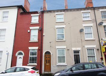 Thumbnail 3 bed terraced house for sale in Robin Hood Street, Nottingham, Nottinghamshire
