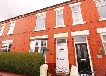 Thumbnail 2 bedroom terraced house for sale in Ash Road, Denton, Manchester