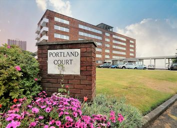 Thumbnail 1 bed flat for sale in Portland Court, Wellington Road, Wallasey