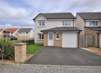 Thumbnail 3 bed detached house for sale in Brodie Avenue, Alloa