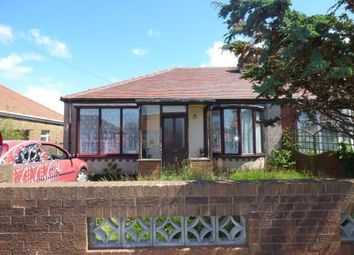 Thumbnail 3 bedroom bungalow for sale in Rossendale Avenue North, Thornton-Cleveleys