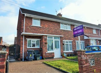Thumbnail 3 bed end terrace house for sale in Anfield Road, Doncaster