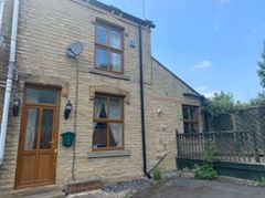 Thumbnail 1 bed terraced house for sale in Allen Croft, Birkenshaw, Bradford