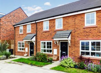 Thumbnail 3 bed mews house for sale in Harry Mortimer Way, Elworth, Sandbach