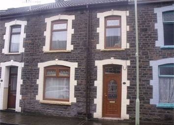 Thumbnail 3 bed terraced house for sale in Grawen Street, Porth, Rhondda Cynon Taff.