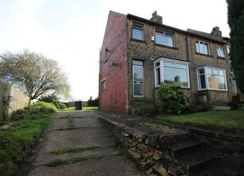 Thumbnail 3 bed terraced house for sale in Parkwood Road, Longwood, Huddersfield