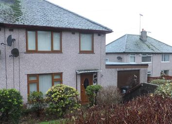 Thumbnail 3 bed terraced house to rent in Herdus Road, Whitehaven, Cumbria