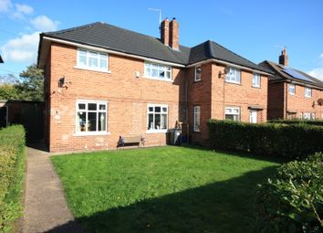 Thumbnail 3 bedroom semi-detached house for sale in Millstone Avenue, Talke, Stoke-On-Trent