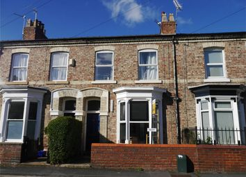 Thumbnail 5 bed terraced house for sale in Vyner Street, Haxby Road, York