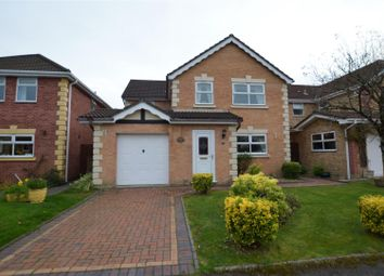 Thumbnail 4 bed detached house for sale in Heol Glan Elai, Pontyclun