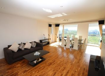 Thumbnail 3 bedroom flat to rent in Glasgow Harbour Terraces, Glasgow