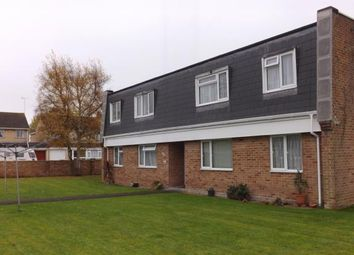 Thumbnail 2 bed flat for sale in Trent Road, Greenmeadow, Swindon, Wiltshire