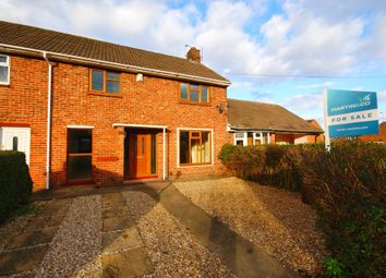 Thumbnail 3 bed terraced house for sale in Queen Elizabeth Road, Lincoln
