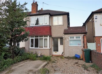 Thumbnail 4 bed semi-detached house for sale in Barton Way, Rickmansworth